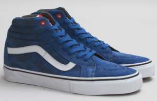 Furgonetas Sk8-hi Favorables Zapatos Notchback uk4wvU