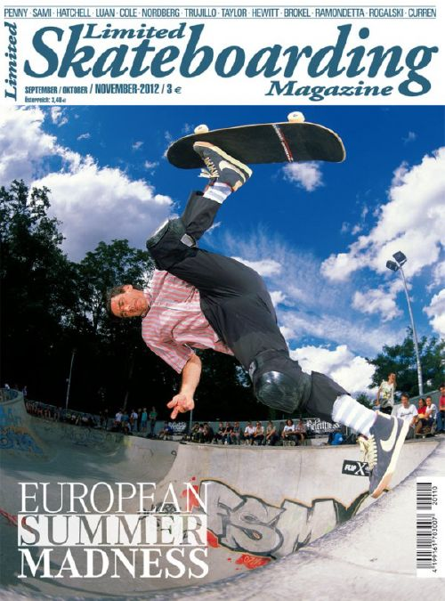 Limited Skateboard Magazine [Germany]