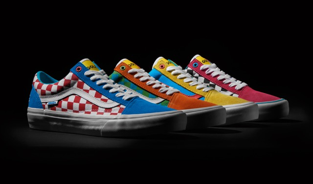 454d2be1583c Vans x Golf Wang Release info.