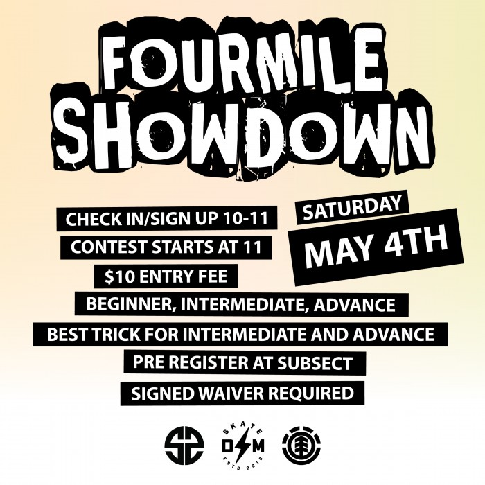 FOURMILE SHOWDOWN IGSQ